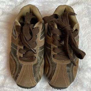 Perry Ellis America Boys Lo Pro Lace Up Shoes 11